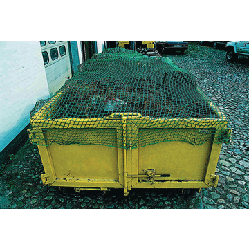 Filet de protection 3,5 m x 5 m pour conteneur